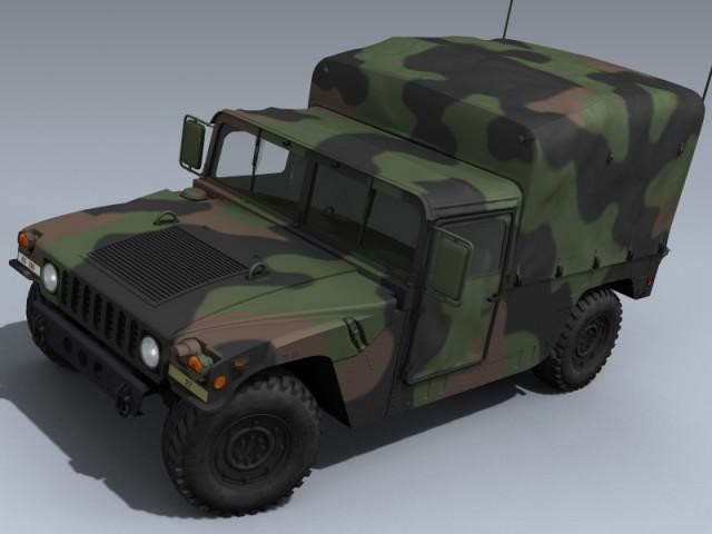 M998 HMMWV Cargo Type (US NATO)