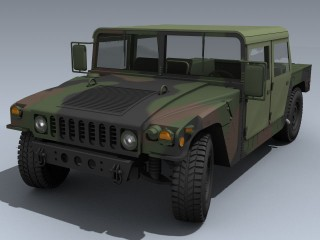 M998 HMMWV (NATO Humvee)
