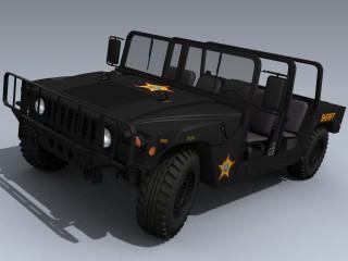 M998 HMMWV (Sheriff)