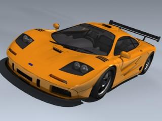 McLaren F1 LM (1995)