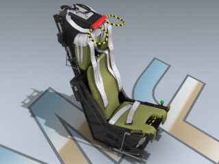 Martin-Baker Mk.7 Ejection Seat