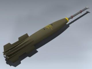 Mk 82 Snakeye Fuse Extended
