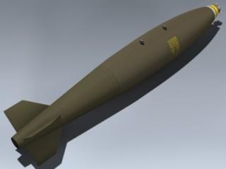 Mk 83 LDGP (USAF)