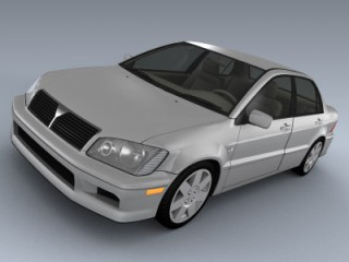 Mitsubishi Lancer ES (2003)