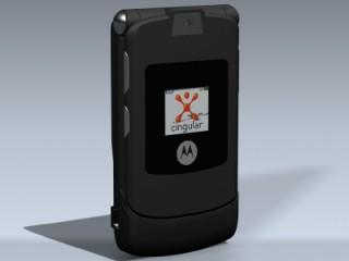 MotoRAZR Phone