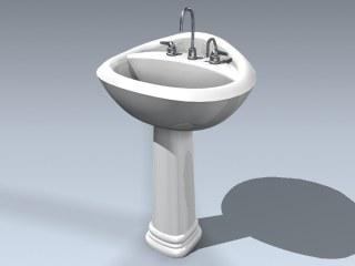Pedistal Sink