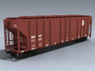 PS2CD 4427 Covered Hopper (BNSF)