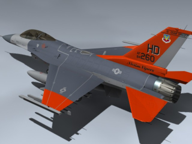 QF-16 Target Drone