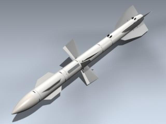 R-27R (AA-10A Alamo)