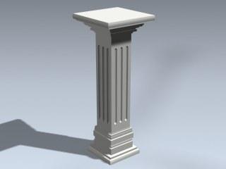 Roman Column 1