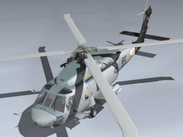 SH-60F Ocean Hawk