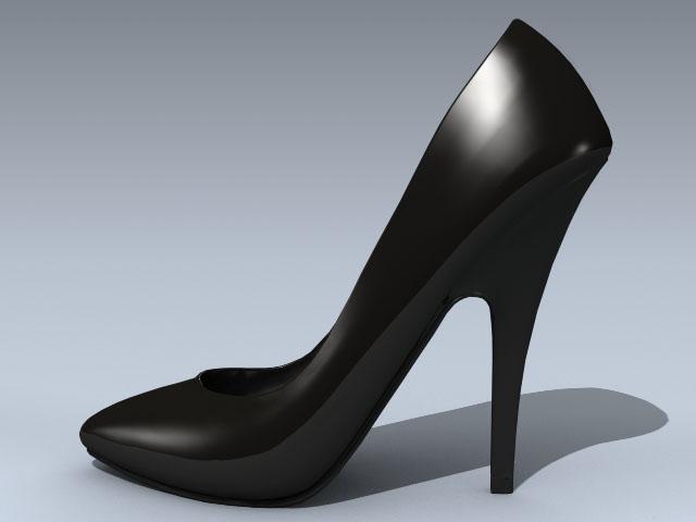 Shoe (High Heel Pump)