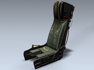 SJU-5/A Ejection Seat