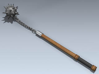 Spiked Flail