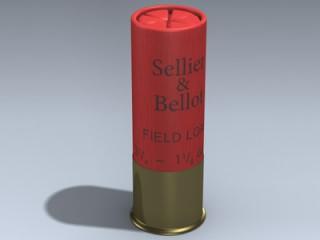 Shotgun Shell (12ga)