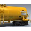 TILX Molten Sulfur Car