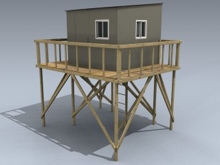 Tower Stand