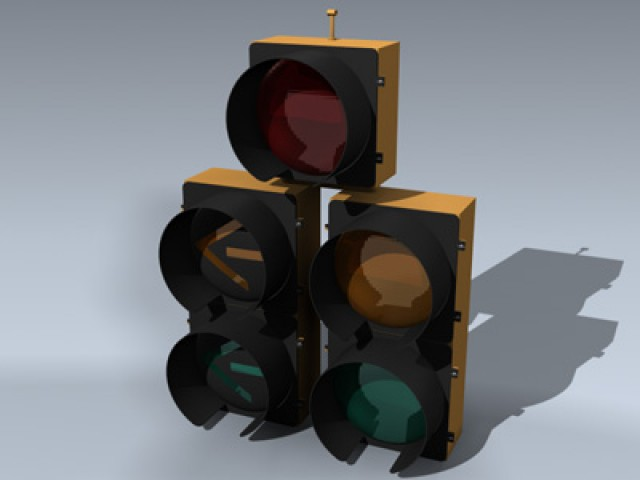 Traffic Light #2