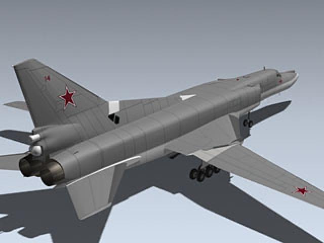 TU-22 Backfire