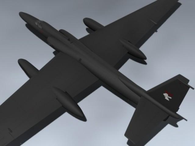 U-2R Dragon Lady
