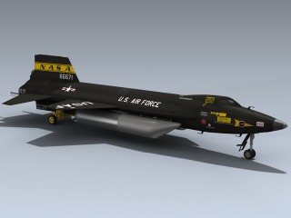X-15A-2 (Early)