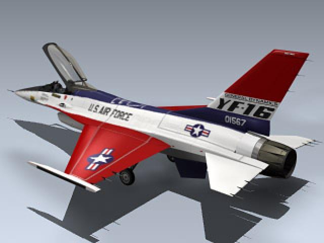 YF-16 Falcon
